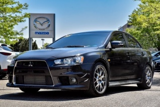 Used Mitsubishi Lancer Evolutions for Sale | TrueCar