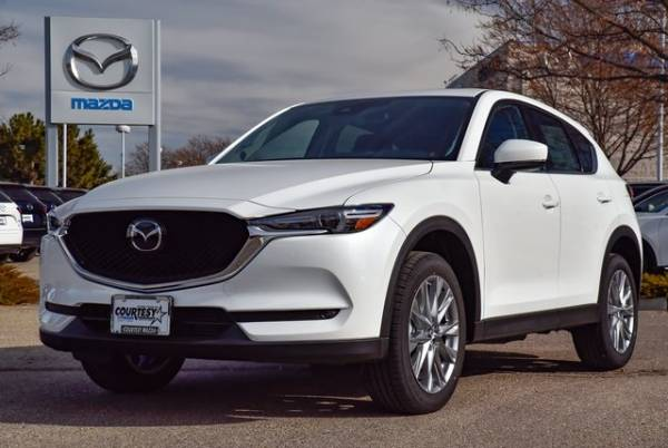 2020 Mazda CX-5 in Longmont, CO