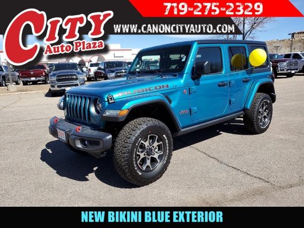 2020 Jeep Wrangler in Canon City, CO
