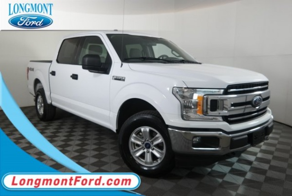 2018 Ford F-150 in Longmont, CO