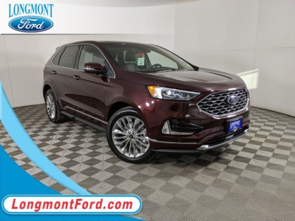 2020 Ford Edge in Longmont, CO