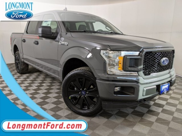 2020 Ford F-150 in Longmont, CO