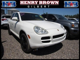 Used Porsche Cayenne For Sale In Gilbert Az 31 Used