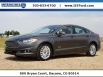 2016 Ford Fusion Energi SE Luxury FWD for Sale in Dacono, CO
