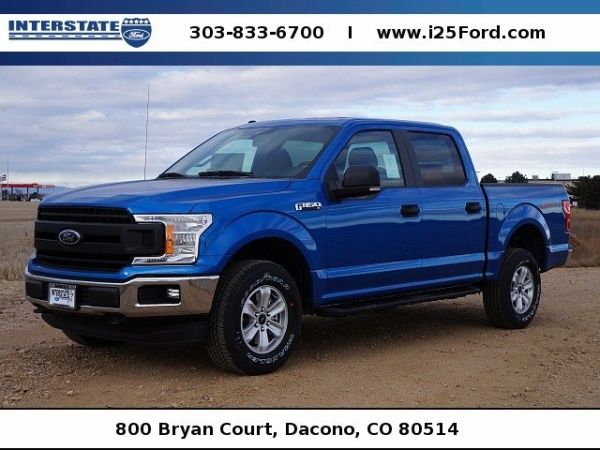 2019 Ford F-150 in Dacono, CO
