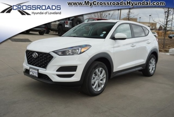 2020 Hyundai Tucson in Loveland, CO
