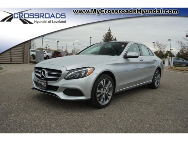 2015 Mercedes-Benz C-Class in Loveland, CO