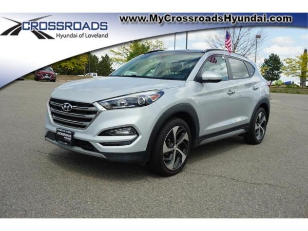 2017 Hyundai Tucson in Loveland, CO