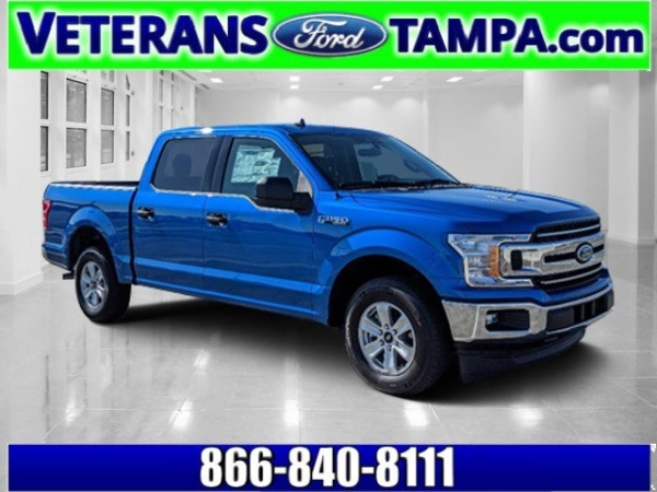 2020 Ford F-150 in Tampa, FL