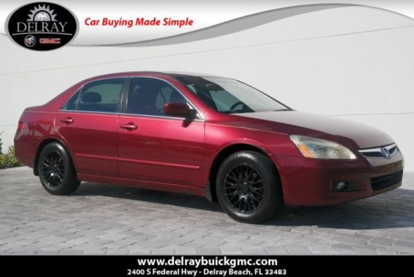 2006 Honda Accord in Delray Beach, FL