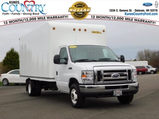 2017 Ford E Series Cutaway 350 Drw 138 Wb For In