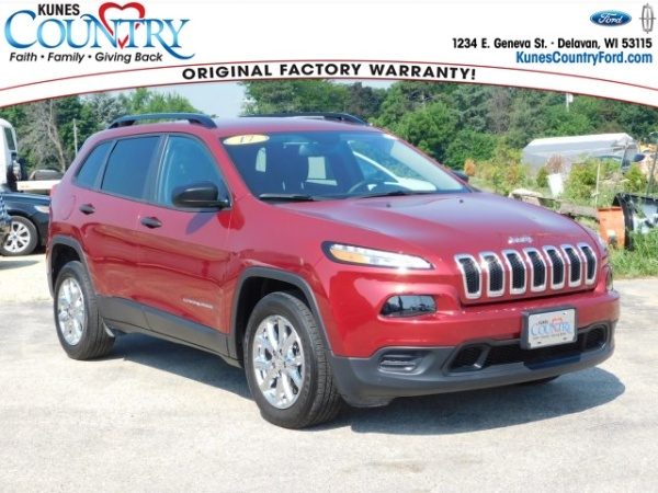 used jeep cherokee for sale in rockford il u s news world report. Black Bedroom Furniture Sets. Home Design Ideas
