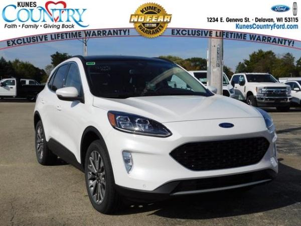 2020 Ford Escape in Delavan, WI
