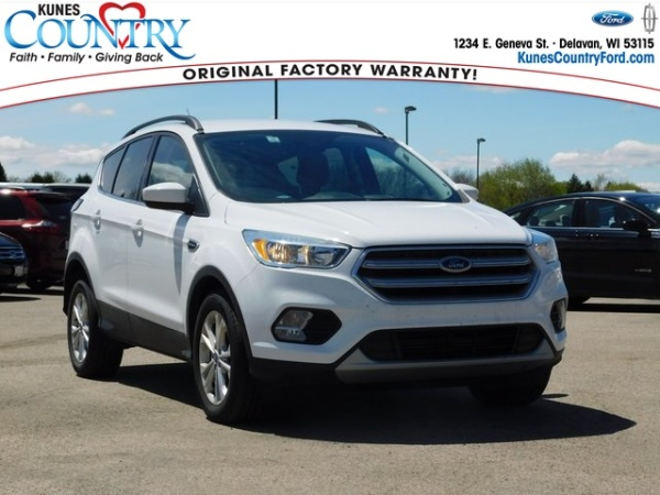 2018 Ford Escape