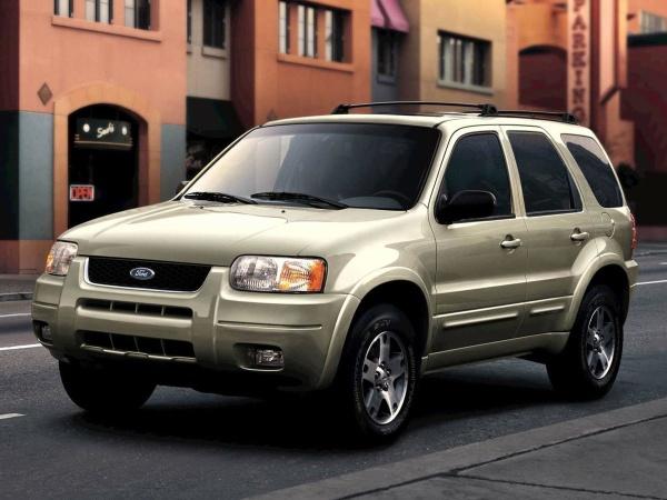 2003 Ford Escape XLS Popular