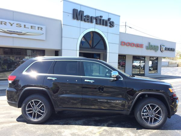 2020 Jeep Grand Cherokee in Union Grove, WI