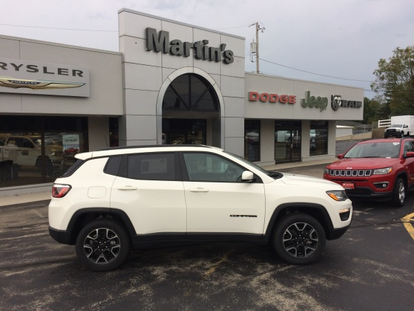 2019 Jeep Compass in Union Grove, WI