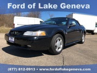 1999 Ford Mustang Gt Convertible For In Lake Geneva Wi
