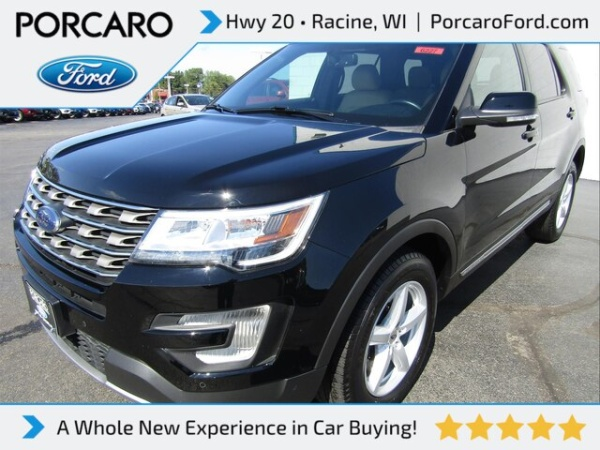 2017 Ford Explorer in Racine, WI