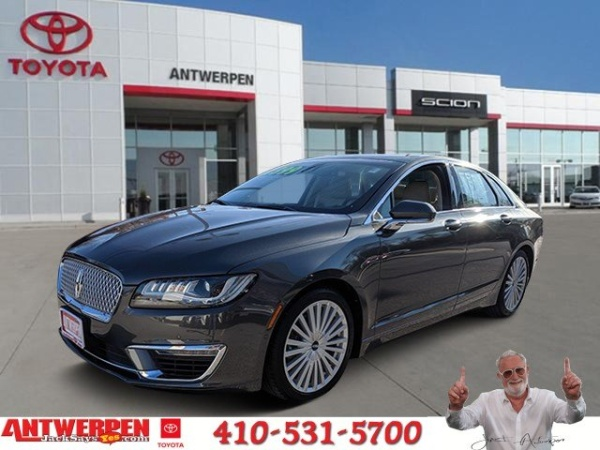 2017 Lincoln MKZ in Clarksville, MD