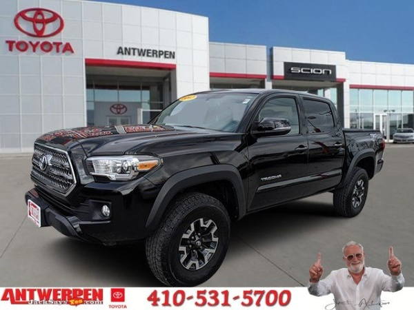 2017 Toyota Tacoma in Clarksville, MD