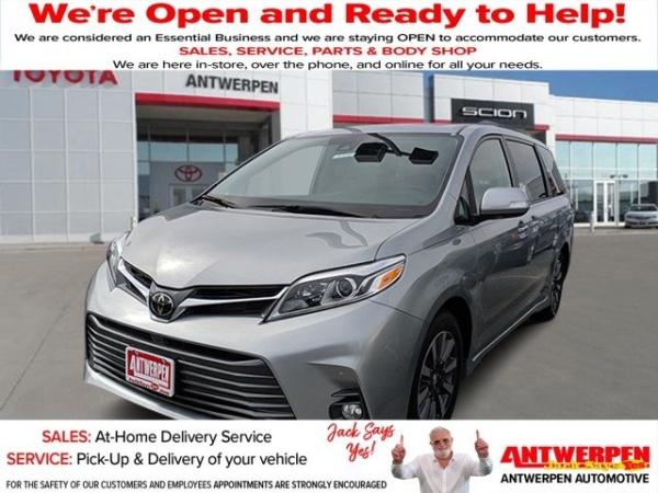 2020 Toyota Sienna in Clarksville, MD