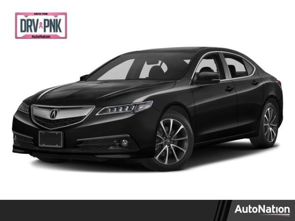 2016 Acura TLX V6 w/Advance