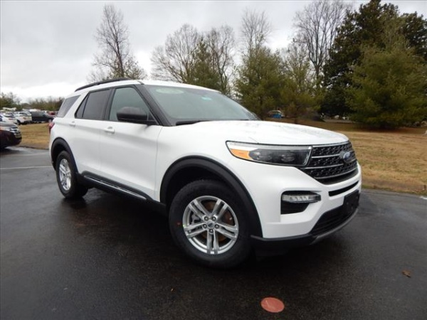 2020 Ford Explorer in Dickson, TN