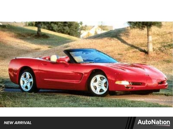 1999 Chevrolet Corvette Base
