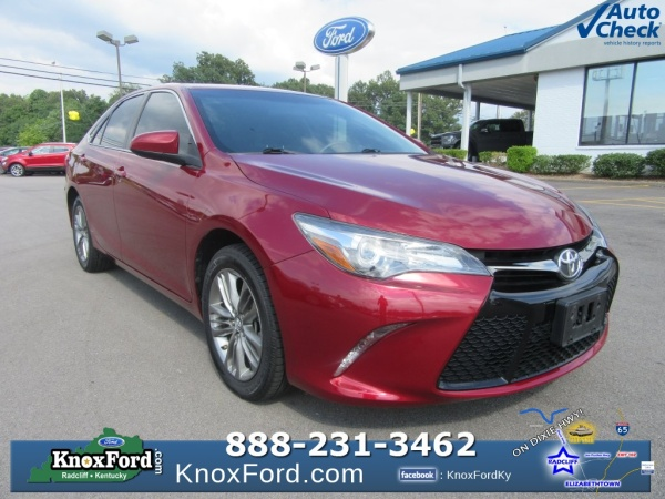 2016 Toyota Camry in Radcliff, KY