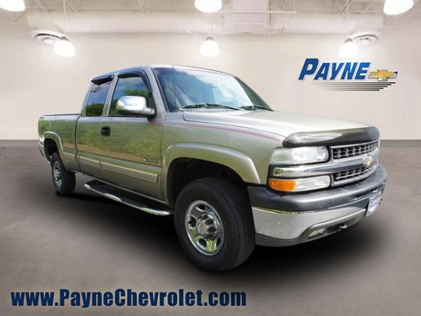 2001 Chevrolet Silverado 2500 in Springfield, TN