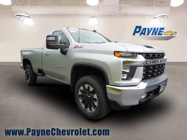 2020 Chevrolet Silverado 2500HD in Springfield, TN