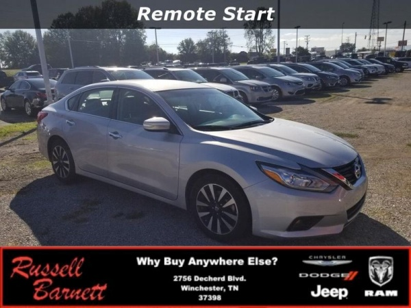 2018 Nissan Altima in Winchester, TN