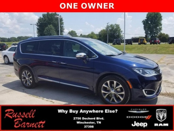 2017 Chrysler Pacifica in Winchester, TN