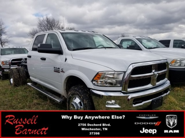 2018 Ram 3500 Chassis Cab in Winchester, TN