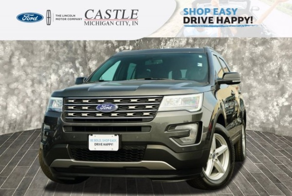 2017 Ford Explorer in Michigan City, IN
