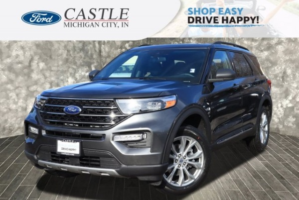 2020 Ford Explorer in Michigan City, IN