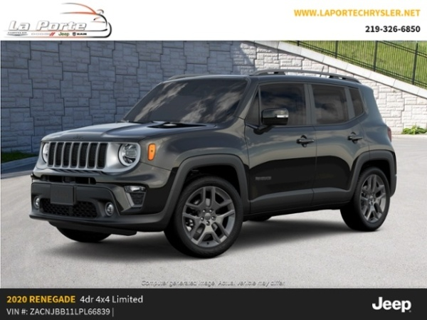 2020 Jeep Renegade in La Porte, IN