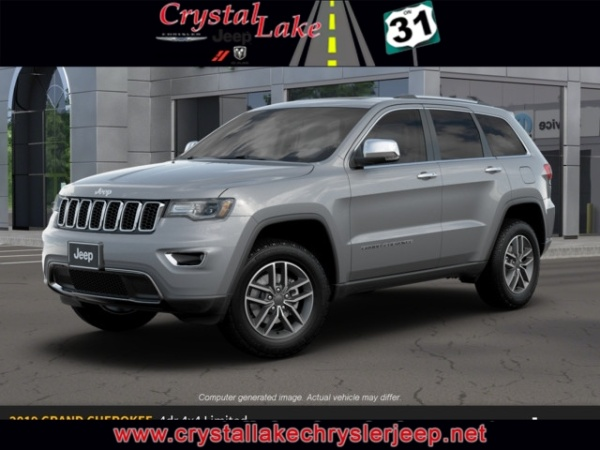 2019 Jeep Grand Cherokee in Crystal Lake, IL