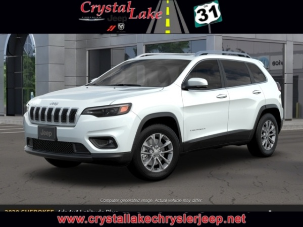 2020 Jeep Cherokee in Crystal Lake, IL