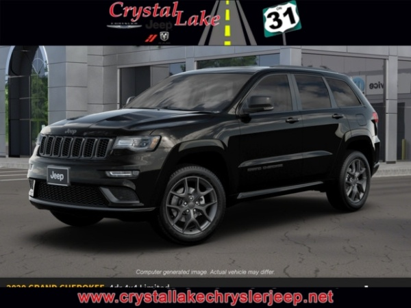 2020 Jeep Grand Cherokee in Crystal Lake, IL