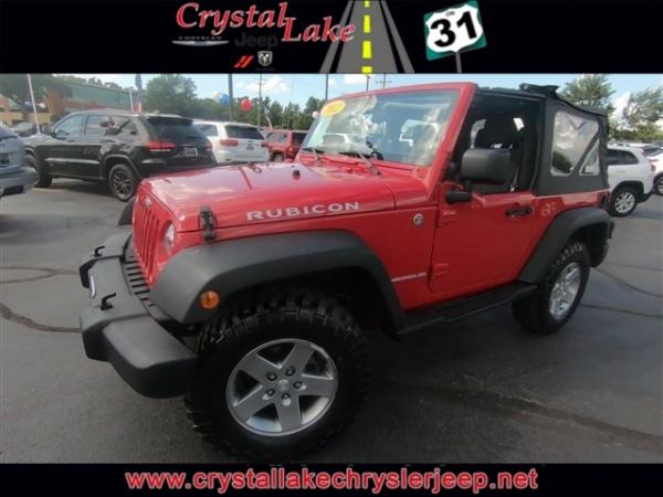 2012 Jeep Wrangler in Crystal Lake, IL