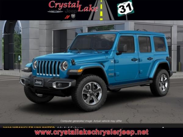 2020 Jeep Wrangler in Crystal Lake, IL