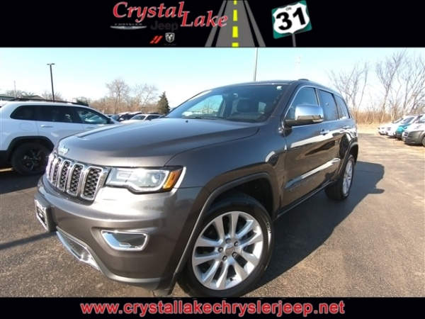 2017 Jeep Grand Cherokee in Crystal Lake, IL
