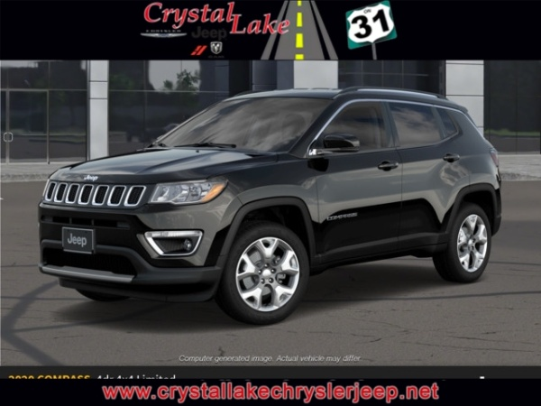 2020 Jeep Compass in Crystal Lake, IL