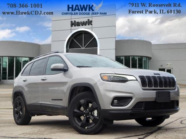 2020 Jeep Cherokee in Forest Park, IL