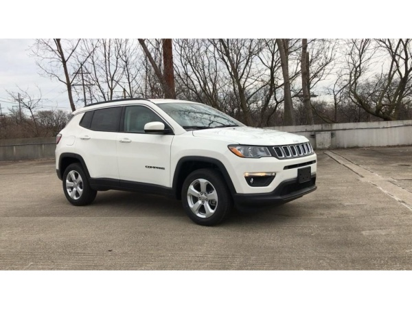 2019 Jeep Compass in Forest Park, IL