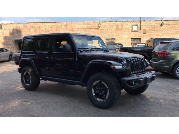 2019 Jeep Wrangler in Forest Park, IL