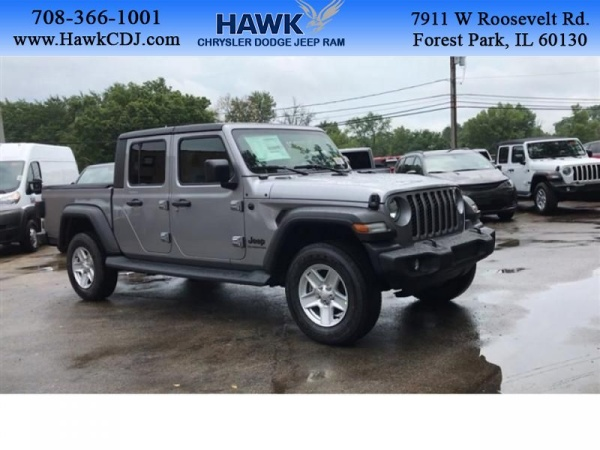2020 Jeep Gladiator in Forest Park, IL
