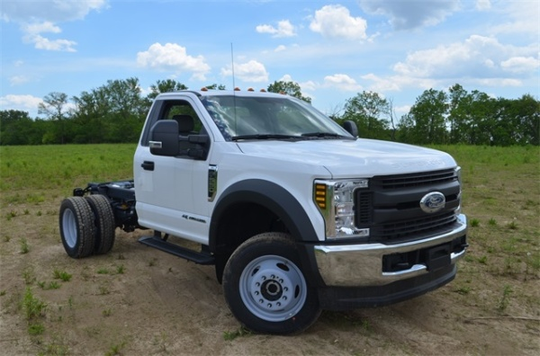 2019 Ford Super Duty F-550 in Antioch, IL